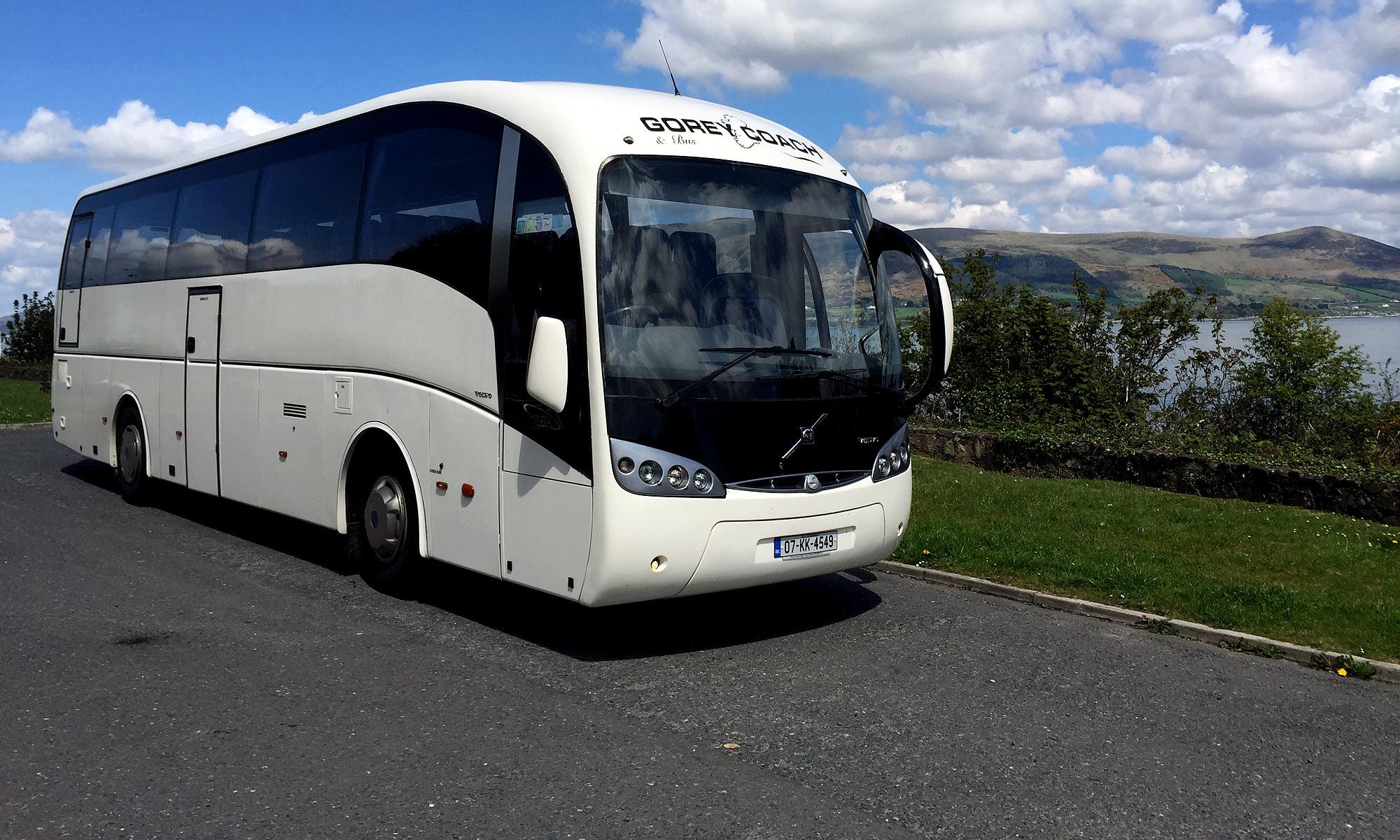 Gorey Coach & Bus Hire